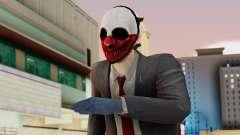 [PayDay2] Wolf для GTA San Andreas