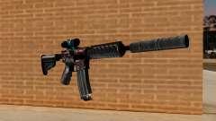 M4A1 UASS для GTA San Andreas