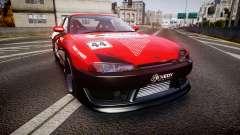 Nissan Silvia S14 Koni для GTA 4