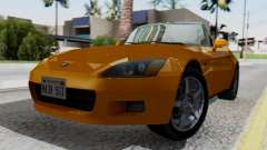 Honda S2000 Fast and Furious для GTA San Andreas
