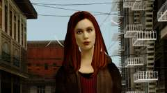 Amy Pond from Doctor Who