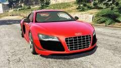 Audi R8 GT 2011 v0.5 [Beta] для GTA 5