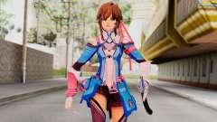 Samurai Girl для GTA San Andreas