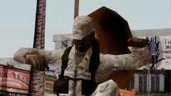 Армеец афроамериканец Multicam