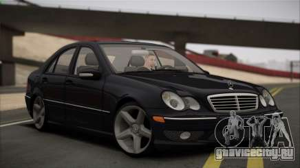 Mercedes-Benz C32 W203 2004 для GTA San Andreas