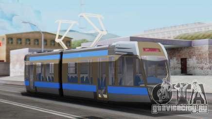 New Tram SF для GTA San Andreas