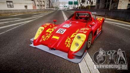 Radical SR8 RX 2011 [16] для GTA 4