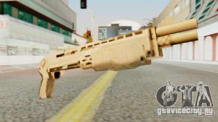 SPAS 12 SA Style для GTA San Andreas