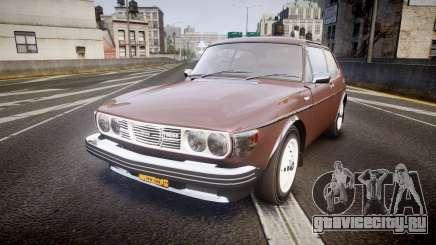 Saab 99 Turbo для GTA 4