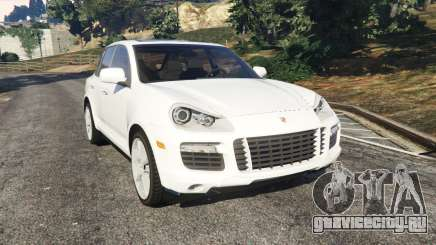 Porsche Cayenne Turbo S 2009 v0.7 [Beta] для GTA 5