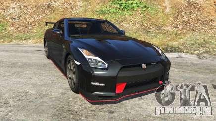 Nissan GT-R Nismo 2015 для GTA 5