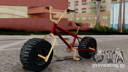 Monster BMX для GTA San Andreas