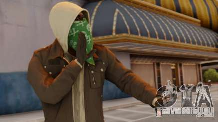 [BF Hardline] Gang Operator для GTA San Andreas
