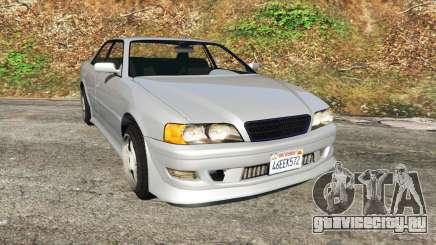 Toyota Chaser 1999 v0.3 для GTA 5