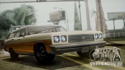 GTA 5 Dundreary Regina IVF для GTA San Andreas