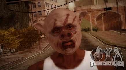 Cerdo Zombie для GTA San Andreas