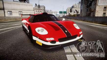 Ferrari F50 GT 1996 Scuderia Ferrari для GTA 4