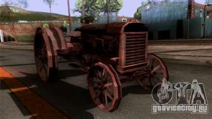 GTA 5 Rusty Tractor для GTA San Andreas