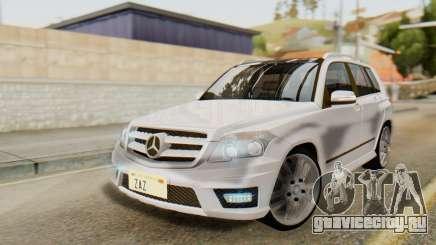 Mercedes-Benz GLK320 2012 для GTA San Andreas