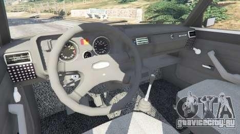 ВАЗ-2105 для GTA 5 вид справа