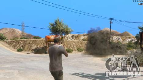 Insane Overpowered Weapons mod 2.0 для GTA 5 второй скриншот