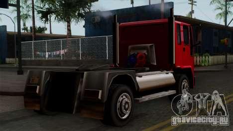 DFT-30 Truck для GTA San Andreas вид слева