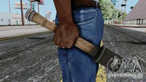 German Grenade from Battlefield 1942 для GTA San Andreas третий скриншот