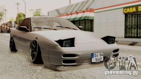 Nissan 240SX HQ для GTA San Andreas