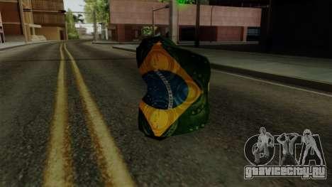 Brasileiro Thermal Goggles v2 для GTA San Andreas второй скриншот