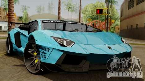 Lamborghini Aventador LB Performance для GTA San Andreas