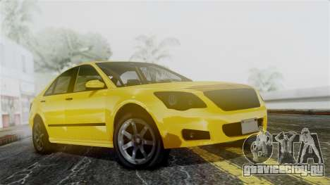 GTA 5 Karin Asterope для GTA San Andreas