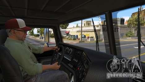 Passenger Button для GTA 5 пятый скриншот