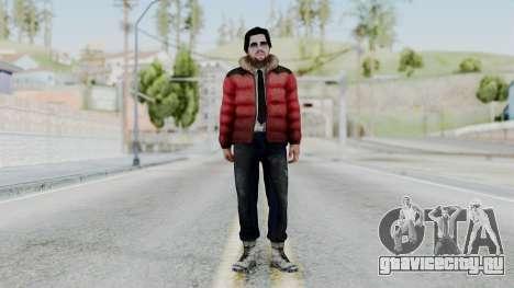 Willis Huntley from Far Cry 4 для GTA San Andreas второй скриншот