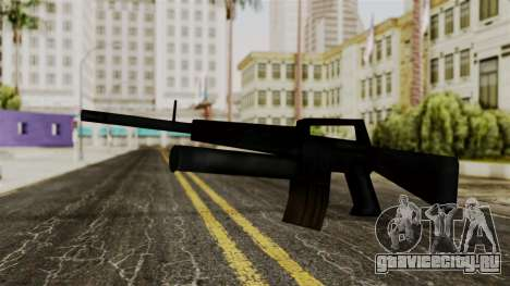 M16 from Delta Force для GTA San Andreas