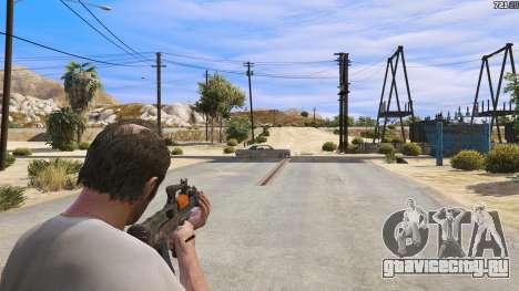ОЦ-14 Гроза из Battlefield 4 для GTA 5 третий скриншот