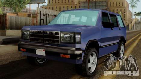 Landstalker from Vice City для GTA San Andreas