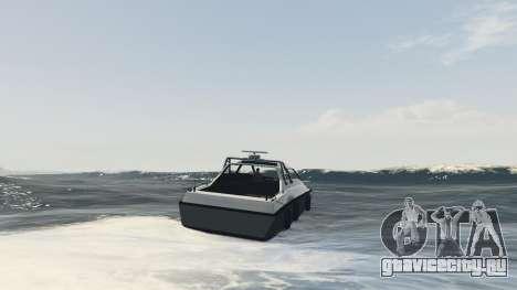 Улучшенный катер Suntrap для GTA 5 восьмой скриншот