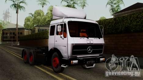 Mercedes-Benz NG 1632 для GTA San Andreas