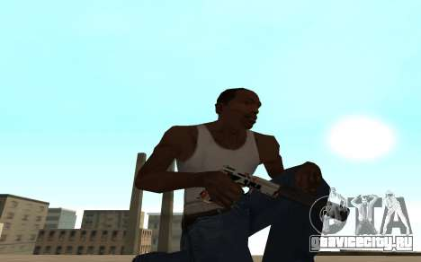 Asiimov Weapon Pack v2 для GTA San Andreas второй скриншот