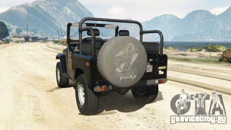 Toyota Land Cruiser (J40) 1978 [Beta 3b] для GTA 5