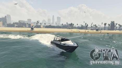 Улучшенный катер Suntrap для GTA 5 третий скриншот