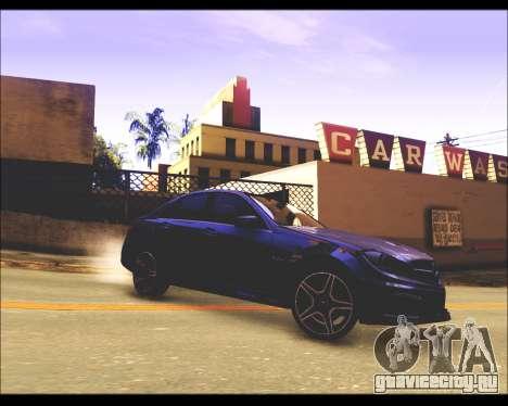 REXAS ENB v1 для GTA San Andreas четвёртый скриншот