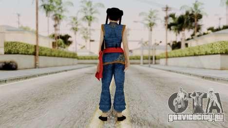 DOA 5 Pai Chan для GTA San Andreas третий скриншот