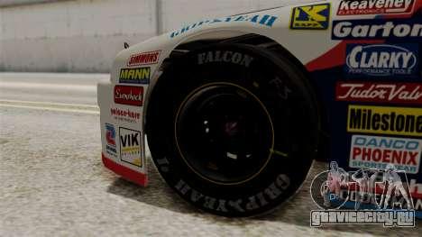 Chevrolet Lumina NASCAR 1992 для GTA San Andreas вид сзади слева