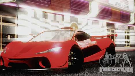 TASTY ENBSeries 0.248 для GTA San Andreas восьмой скриншот