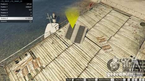 Map Editor 1.5 для GTA 5 третий скриншот