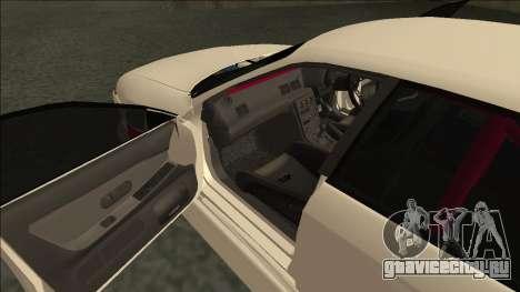 Nissan Skyline R32 Sedan Monster Energy Drift для GTA San Andreas вид сбоку