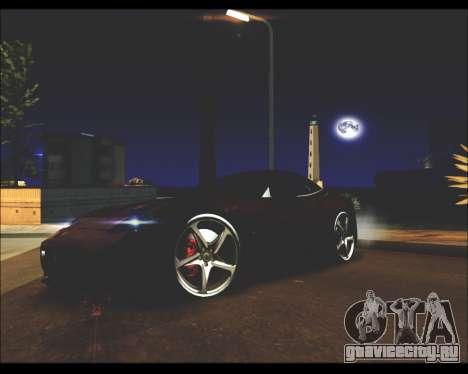REXAS ENB v1 для GTA San Andreas пятый скриншот