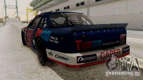 Chevrolet Lumina NASCAR 1992 для GTA San Andreas вид слева