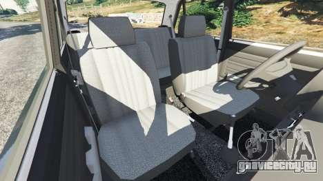 ВАЗ-2105 для GTA 5 вид спереди справа